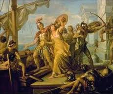 Mitolog a griega desarrollo for En la mitologia griega la reina de las amazonas