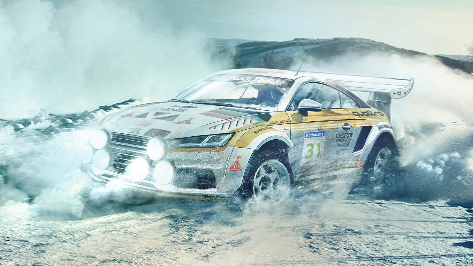 What If Group B Rallying Returned Like This? | Carscoops