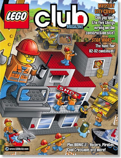 Get Your Free Lego Club Magazines!