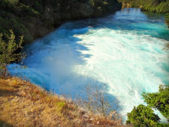 Huka Falls, New Zeland