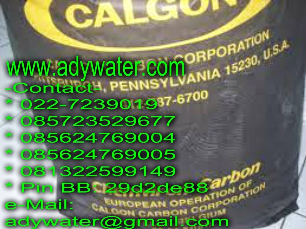 Jual Karbon Aktif Calgon - Harga Karbon Aktif