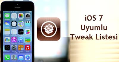 iOS 7 compatible tweaks