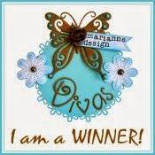 1e prijs gewonnen bij Kreadivas