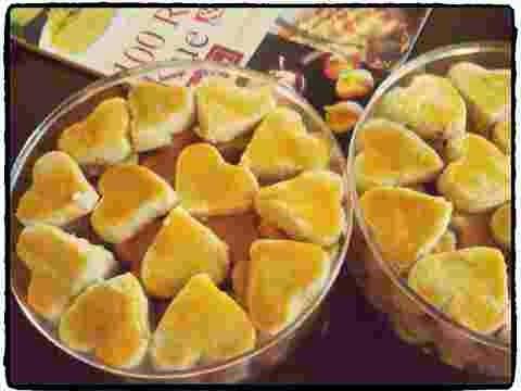 Cara Membuat Kue Kacang Gurih dan Lezat