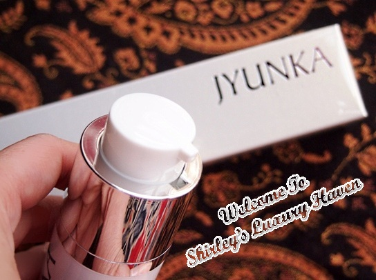 jyunka hyaluvital cream japan skincare