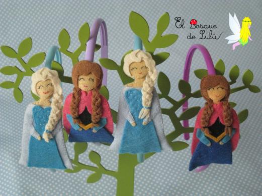 diademas-en-fieltro-hechas-a-mano-Elsa-Anna-Frozen-Disney-personaje-regalo-niña