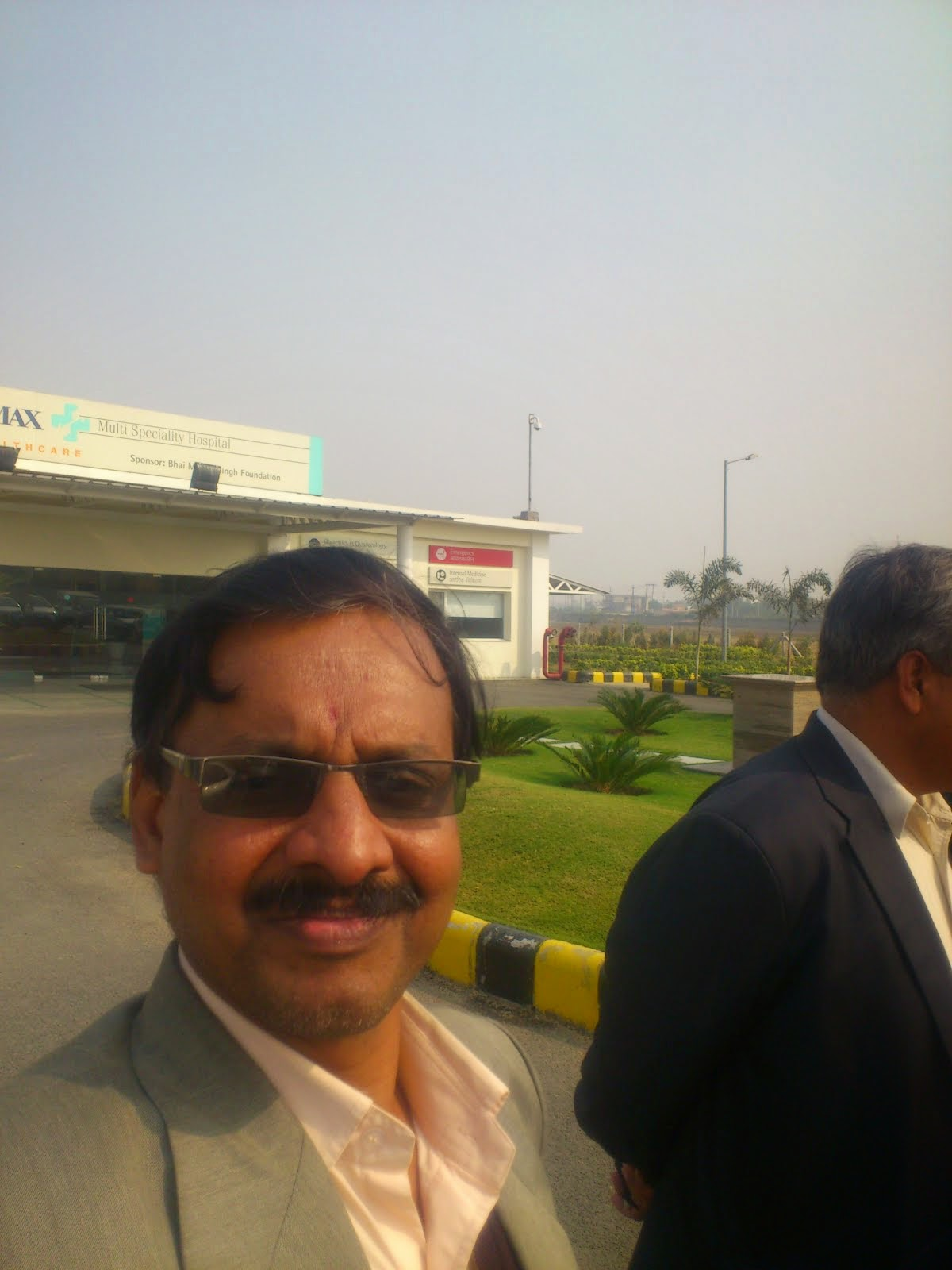 At MAX-NCR-NEW DELHI