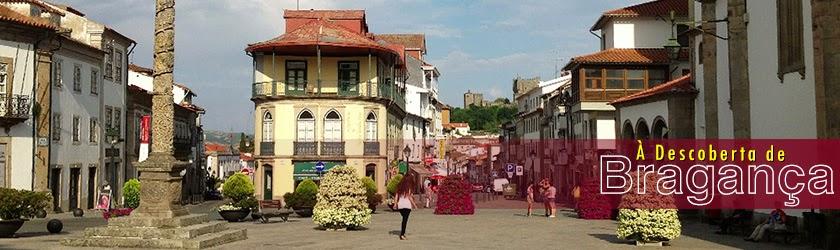 À Descoberta de Bragança