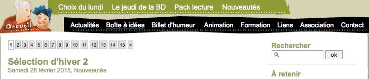 http://www.livralire.org/rubriques/index.php/Nouveautes