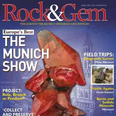 Rock & Gem April 2015 New! - download pdf