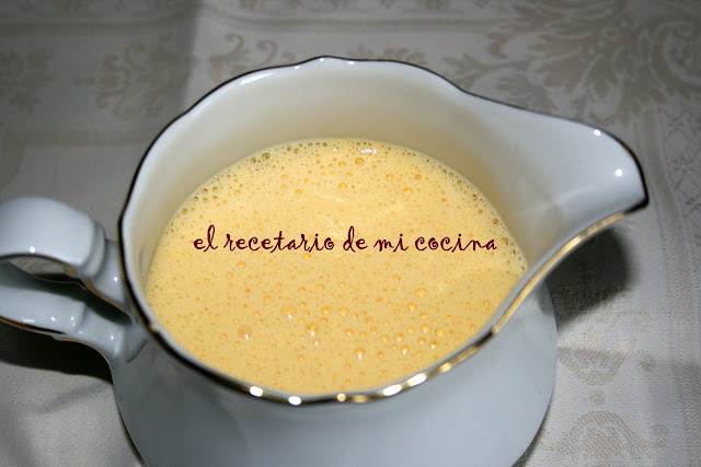 salsa de vainilla tm31