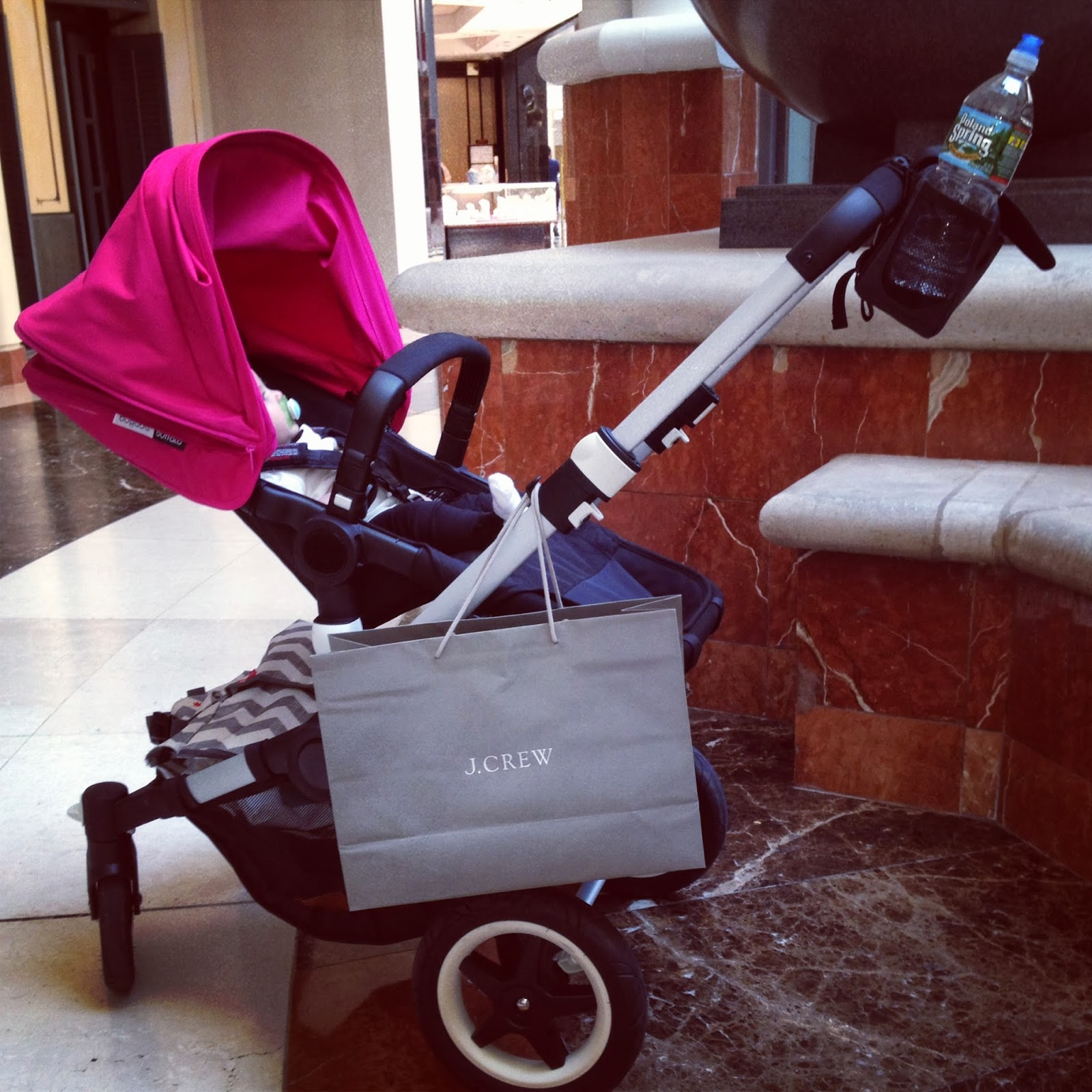 The Buffalo Has A One Piece Self Standing Fold Which Is Great For Storing Stroller It Can Also With Bassinet Attached To Frame