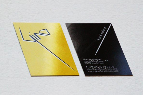 20 Creative Plastic Business Card Designs Jayce o Yesta
