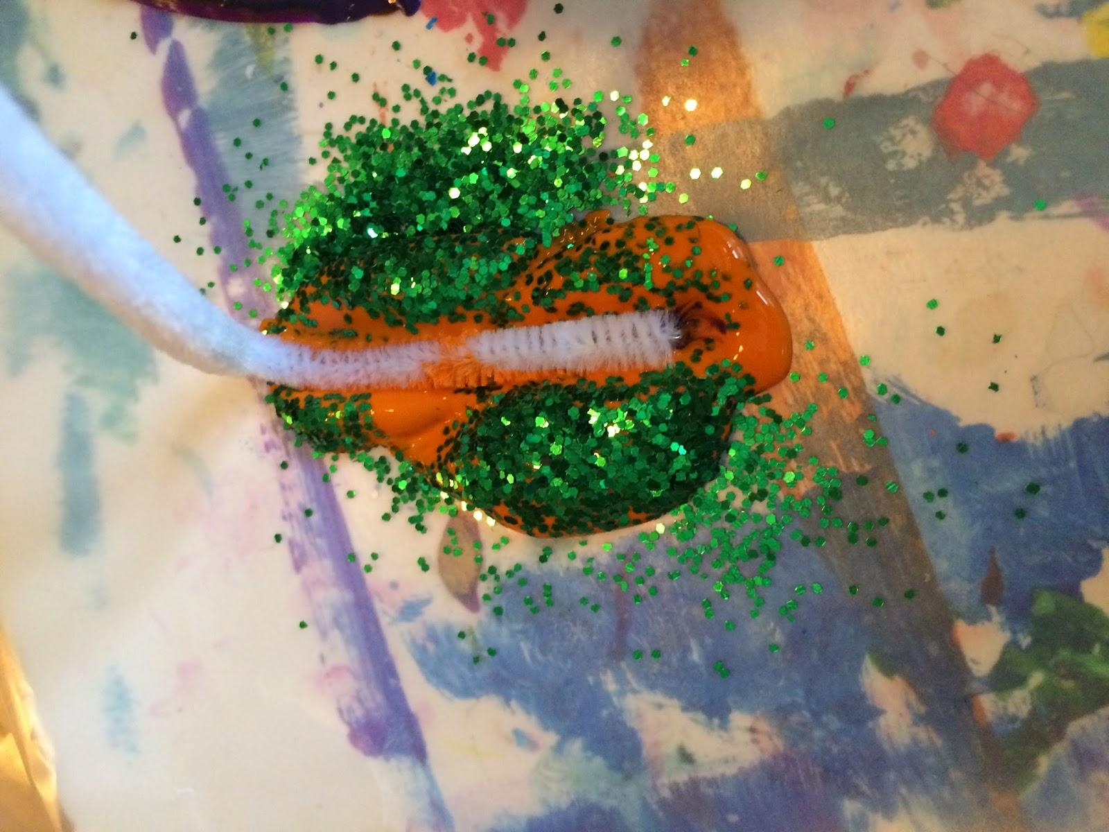 Glitter project