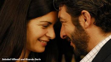 Soledad Villamil and Ricardo Darín
