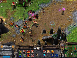 Download Game Battle Realms For PC Full Version ZGASPC