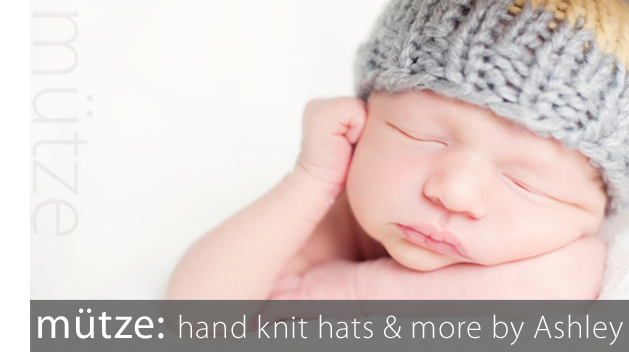 Mutze: Hand Knit Hats by Ashley