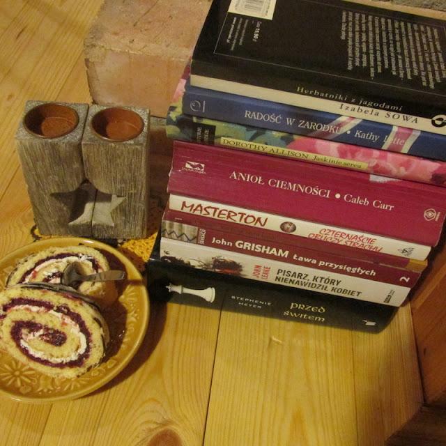 O tym, jak książki z portalu Graty z chaty znowu zapełniają moje półki!