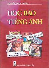 """Sách """"Học Báo Tiếng Anh"""""""
