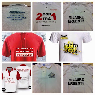 CAMISETAS PROPÓSITOS