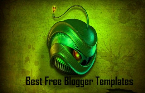 Best Free Blogger Templates to Download in 2016