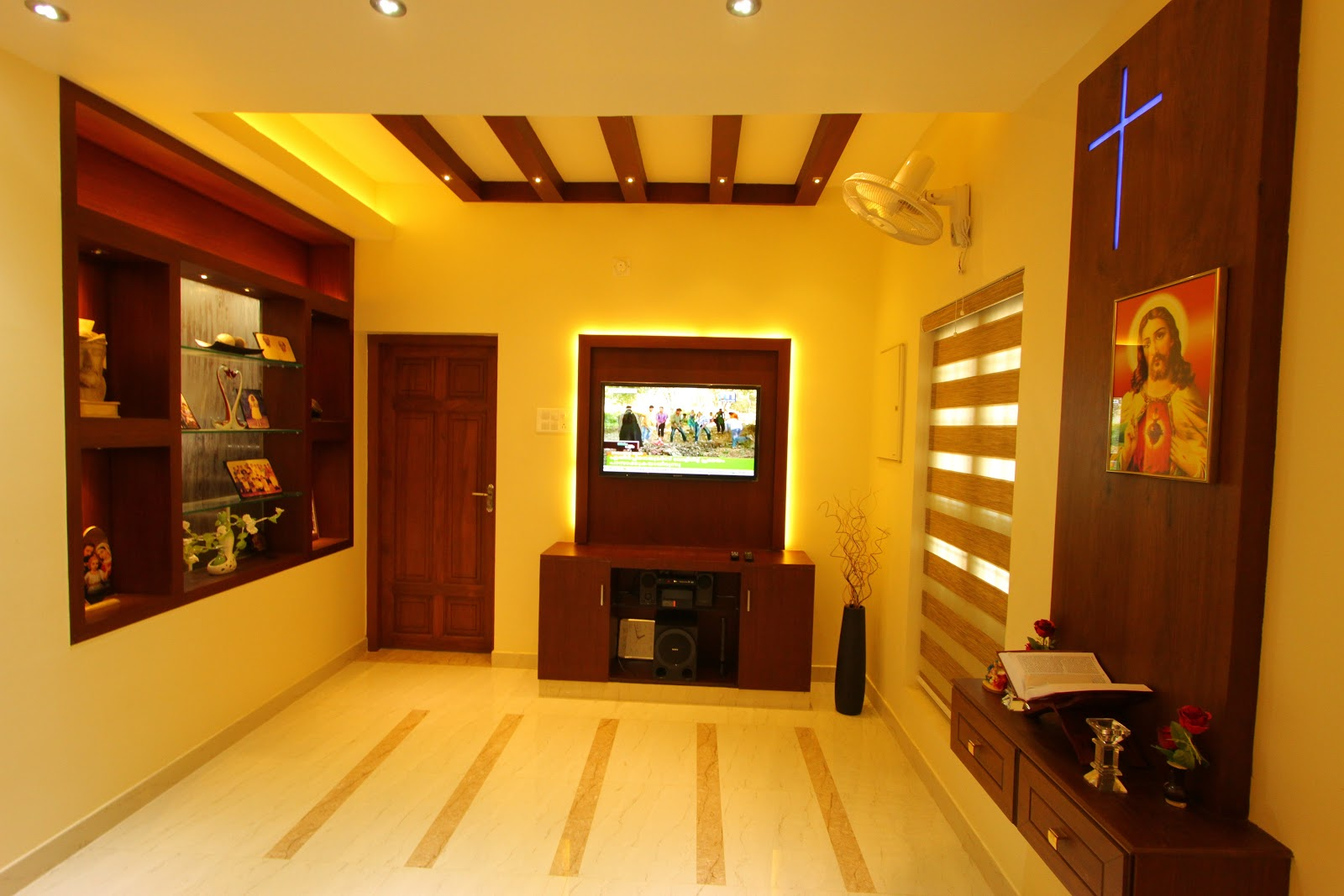 Shilpakala interiors award winning home interior design for Flat interior ideas