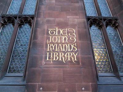John Rylands Library en Manchester