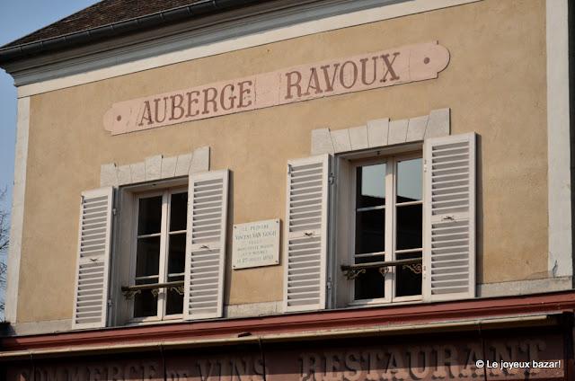 Auvers sur Oise - Auberge Ravoux - chambre de Van Gogh