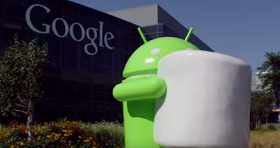 "Google akhirnya merilis Android ""M"" dengan nama Marshmallow"