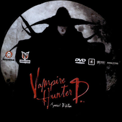 Vampire Hunter D ganha Novo Anime