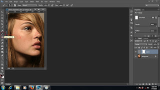 Manipulasi photoshop tutorial Retouch Dengan High Pass