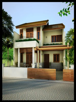 Small house designs exterior house and home living room for Small home outside design