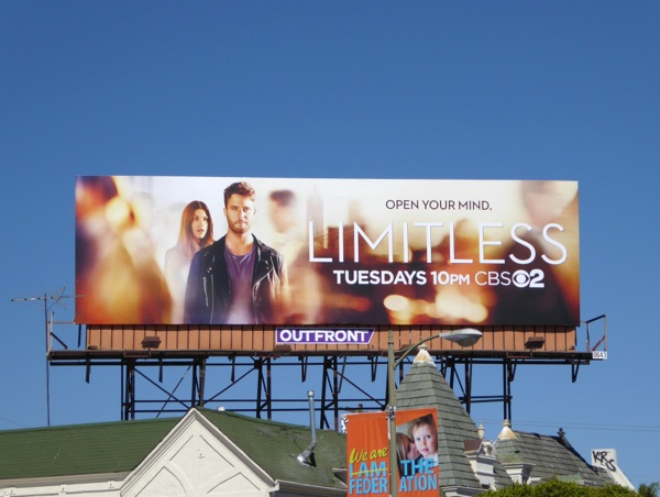 Limitless season 1 billboard