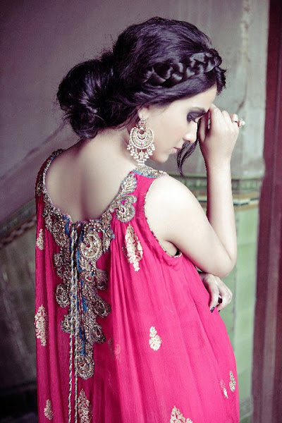 Fashion Style - Tena Durrani Mughal Fashion