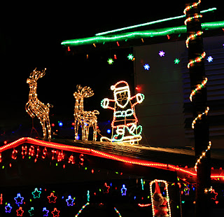 Christmas Lights Xmas Poems Free Download