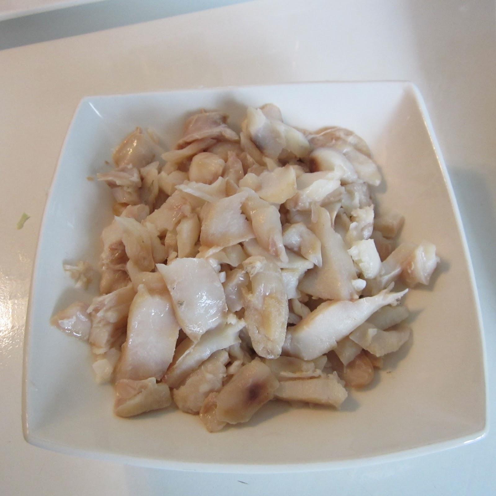 Las recetas de la nena porrusalda a mi estilo - Cocinar bacalao desalado ...