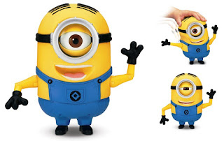 Gambar Minion Mata Satu Kartun Anak