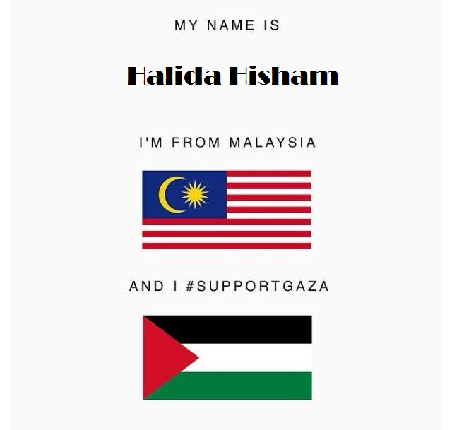Palestine Will Free!