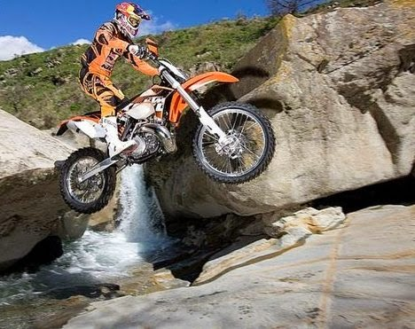 KTM 200 EXC Bikes HD Images
