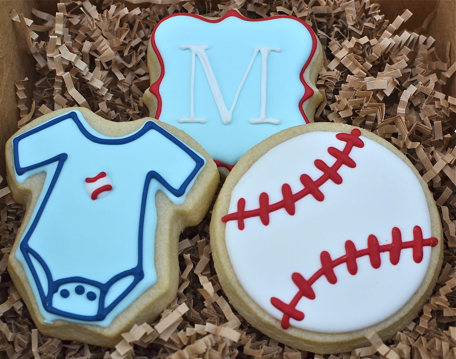 hello cupcake baseball baby shower