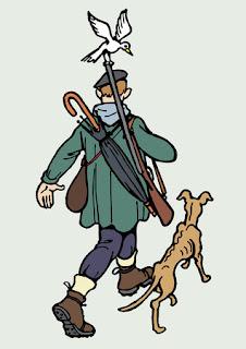 Fabula el Cazador y el Pescador
