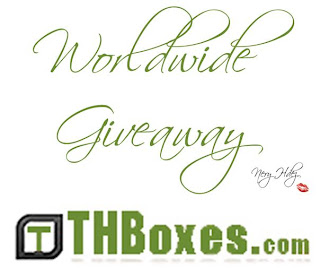 th boxes, sorteo, giveaway,