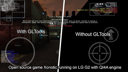 GLTools - Cara Mudah Meningkatkan GPU Android