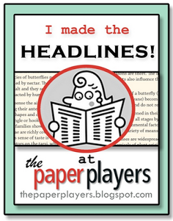 Headliner @ Paper Players