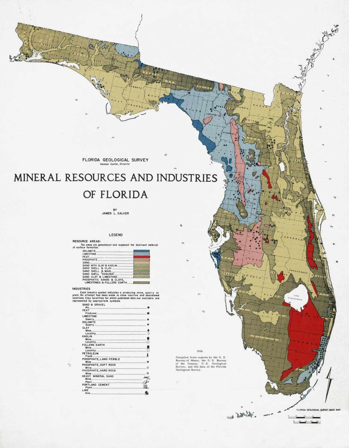 From Reefs To Rivers Floridas Fisheries Science Blog Whats In - Florida map rivers