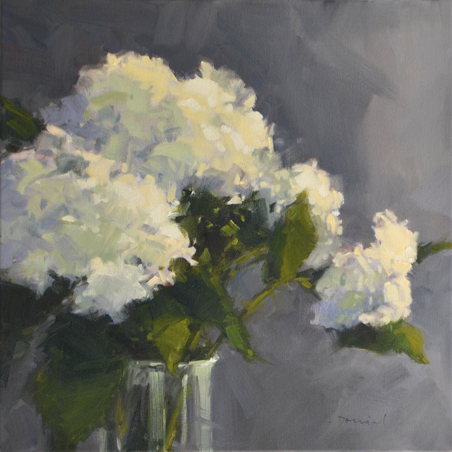 How To Paint Hydrangeas In Oil