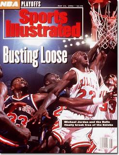 Michael Jordan Defense
