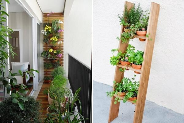 jardim pelas paredes Jardins verticais são fáceis de fazer e há