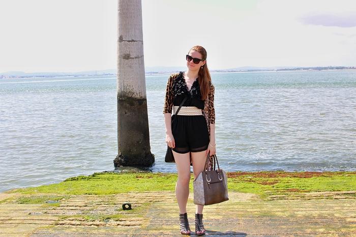 lucie srbová, česká blogerka, jak se oblékat do práce, dovolená
