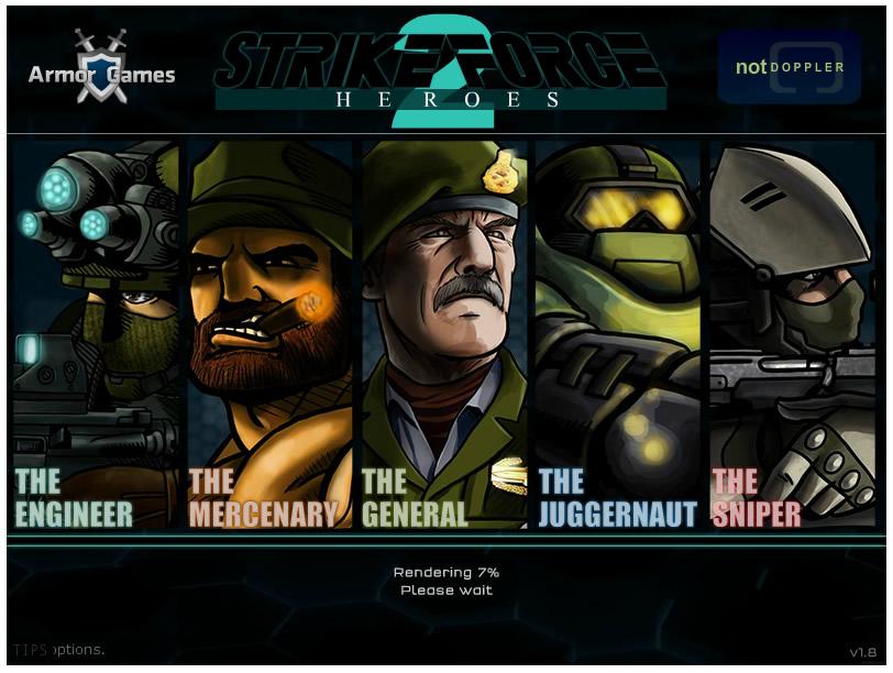 Armor Game : Strike Force Heroes 2